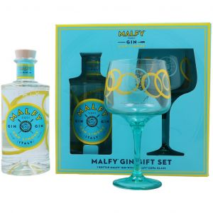 Malfy Con Limone Gin Giftpack 70cl