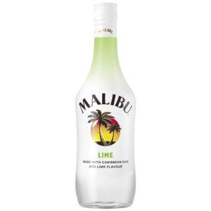 Malibu Lime Rum 70cl