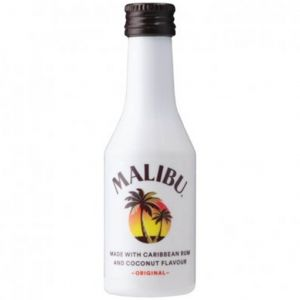 Malibu Rum Mini 5cl