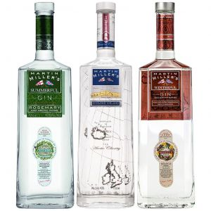 Martin Miller's Gin Trio Pack