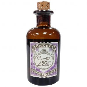 Monkey 47 Dry Gin (Mini) 5cl