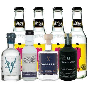 Navy Gin Tasting Pack