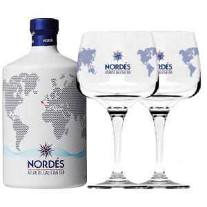 Nordés Gin & Glass Pack