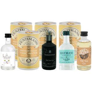 Old Tom Gin Tasting Pack