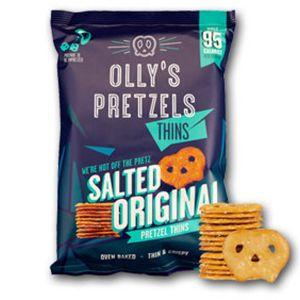 Olly's Pretzels Original 35g