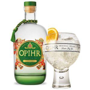 Opihr Arabian Edition Gin 70cl Promopakket