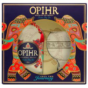Opihr Oriental Spiced Gin Giftset 70cl