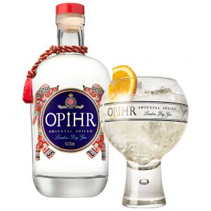 Opihr Oriental Spiced Gin 70cl Promo Pack