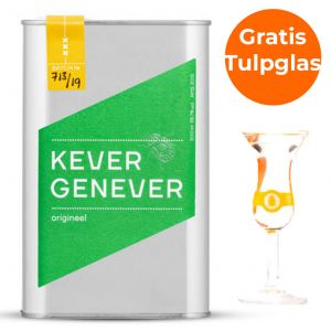 Kever Genever Original 50cl