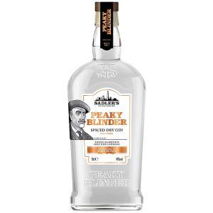 Sadler's Peaky Blinder Spiced Dry Gin 70cl