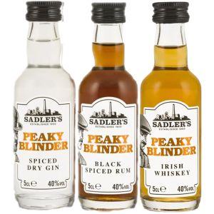 Peaky Blinder Tasting Set 3 x 5cl