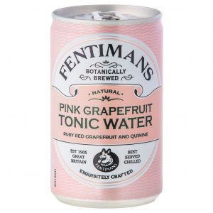 Fentimans Pink Grapefruit Tonic Water 150ml