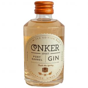 Conker Port Barrel Gin (Mini) 5cl