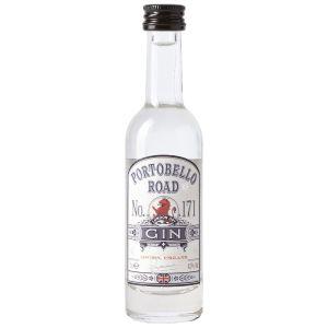 Portobello Road London Dry No. 71 Gin Mini 5cl
