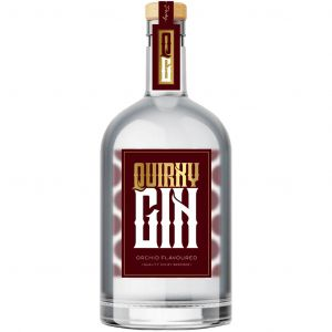 Quirky Orchid Gin 70cl