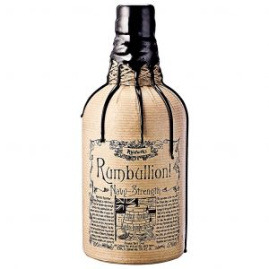 Ableforth's Rumbullion! Navy Strength Rum 10cl