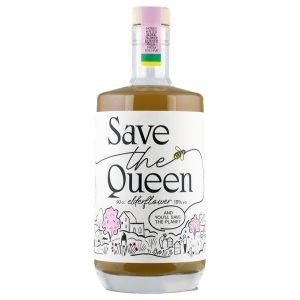Save The Queen Elderflower Liqueur 50cl