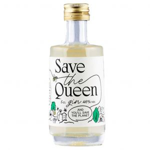 Save The Queen Gin (Mini) 5cl