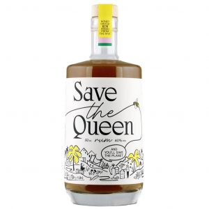 Save The Queen Rum 50cl