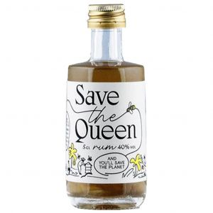 Save The Queen Rum (Mini) 5cl
