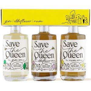 Save The Queen Mini Tasting Pack (3x5cl)