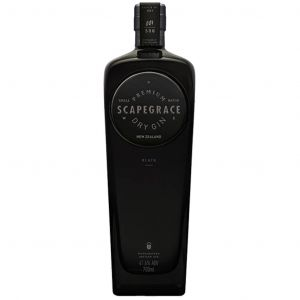 Scapegrace Black Gin 70cl