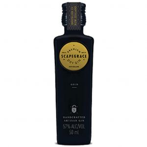 Scapegrace Gold Dry Gin Mini 5cl