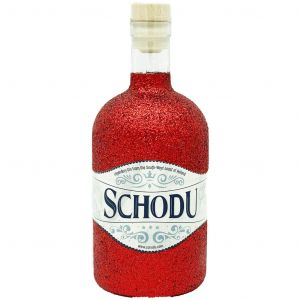 Schodu Gin Limited Edition Red 50cl