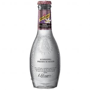 Schweppes Orange Blossom & Lavender Tonic 200ml