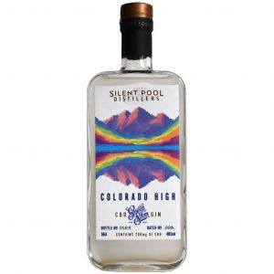 Silent Pool Colorado High Gin 50cl
