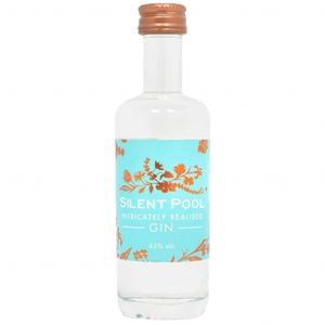 Silent Pool Gin Mini 5cl