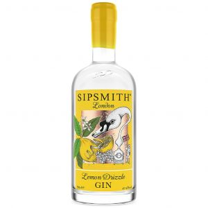 Sipsmith Lemon Drizzle Gin 70cl