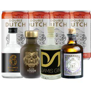 Spicy Gin en Tonic Premium Tasting Pack
