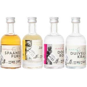 Klopman Gin Minis Tasting Set 4x5cl