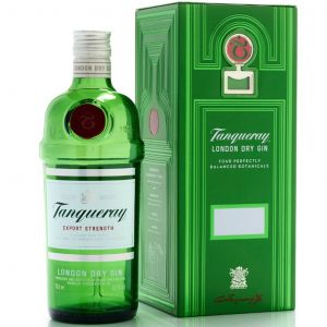 Tanqueray London Dry Gin 70cl & Giftbox