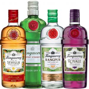 Tanqueray Gin 3 for €69