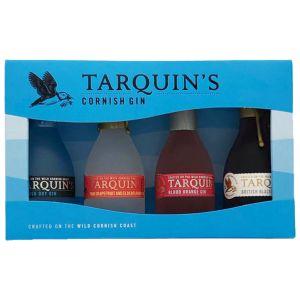 Tarquins Gin Mini Tasting Set 4 x 5cl