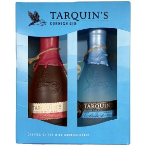 Tarquin's Gins Cornish and Strawberry 2 x 50cl
