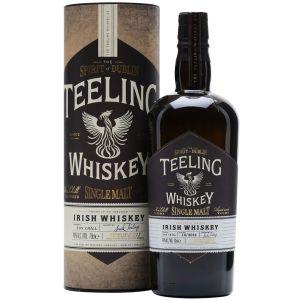 Teeling Single Malt Irish Whiskey 70cl