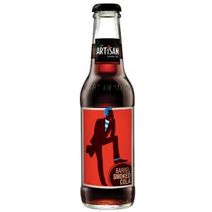 The Artisan Drinks Co Barrel Smoked Cola 200ml