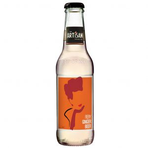 The Artisan Drinks Co Fiery Ginger Beer 200ml