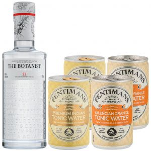The Botanist Gin 20cl & Tonic Pack