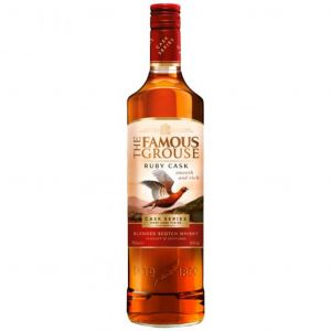 The Famous Grouse Ruby Cask Whisky 70cl