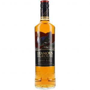 The Famous Grouse Smoky Black Whisky 70cl