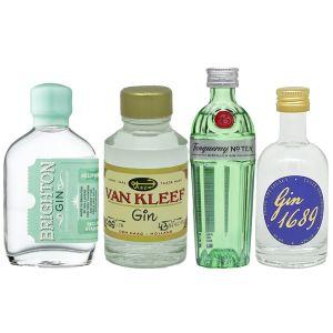 The Hague Cocktail Week Gin Proefpakket 4 x 5ml
