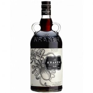 The Kraken Black Spiced Rum 1L