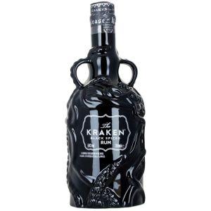 The Kraken Black Spiced Rum - Ceramic Edition 70cl