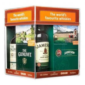 The World's Favourite Whiskies 4x5cl