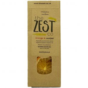 The Zest Co Orange & Juniper One