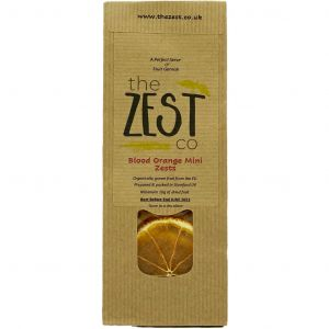 The Zest Co Mini Blood Orange One